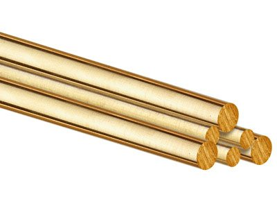 Mattiflo 830y Yellow Solder Rods,  150mm Length Rods