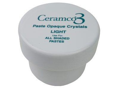 Ceramco 3 Crystal Collecting Bowl, Light