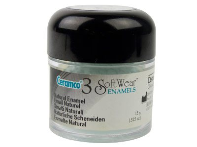 Ceramco 3 Soft Wear Enam. Clear 15g
