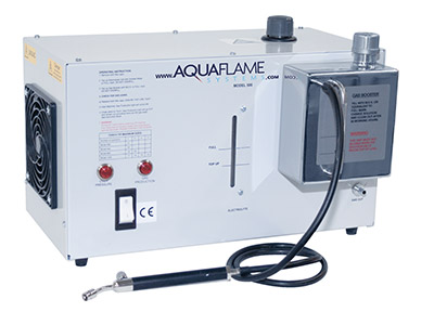 Aquaflame Micro Welder, Model 500  Un1813