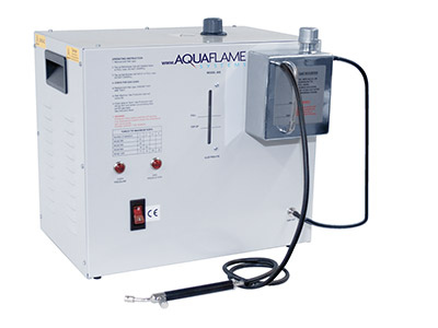 Aquaflame Micro Welder, Model 1200 Un1813