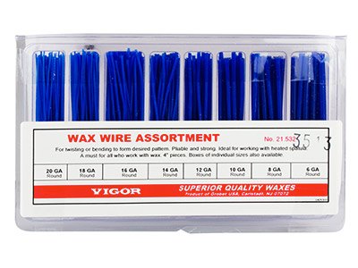 Ferris vigor Wax Wire Assortment, Round