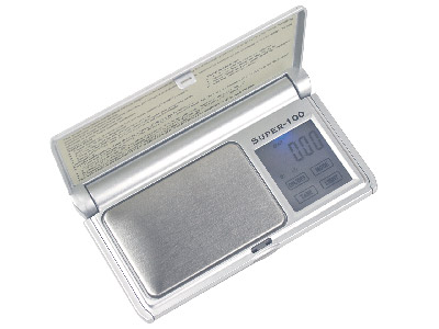 On Balance Ds-100 Super 100 Digital Pocket Scale