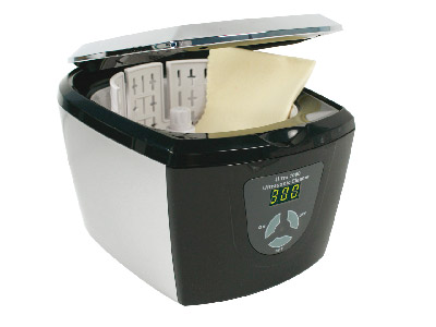 Ultra 7000 Mini Ultrasonic Cleaner With Digital Timer