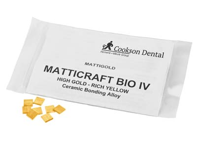 Matticraft Bio IV Casting Pieces