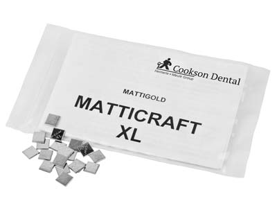 Matticraft Extra Large Casting     Pieces, 7mm X 7mm, 0.5gm Pieces