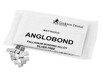Anglobond Casting Pieces, 7mm X    7mm, 0.5gm Pieces