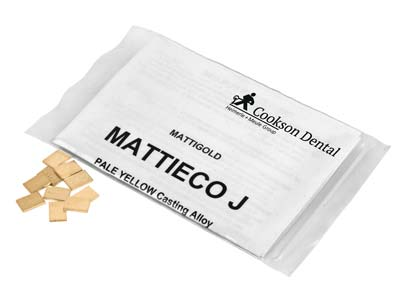 Mattieco J Stamped Pieces