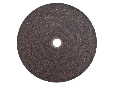 Carborundum Disc