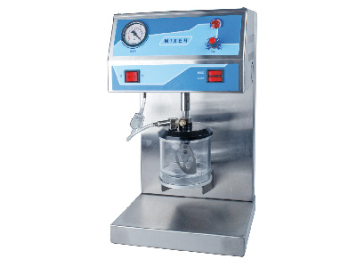 Vacuum Investing Machine