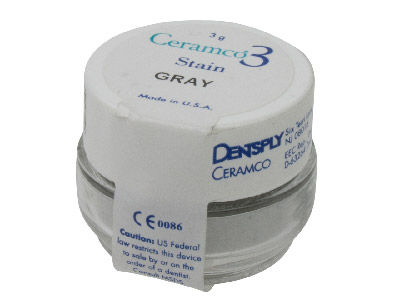 Ceramco 3 Stain Gray 3gm