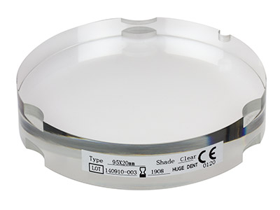 Pmma-Disc-95-X-20mm-0s-Clear