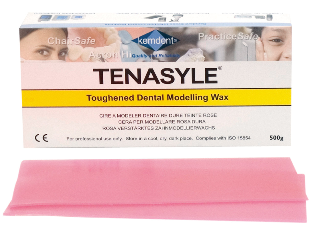 Kemdent Tenasyle No 4, 500gm